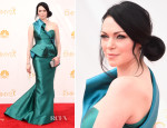 Laura Prepon In Gustavo Cadile - 2014 Emmy Awards