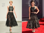 Lucy Hale In Sachin + Babi - 2014 MTV Video Music Awards #VMA