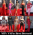 Who Was Your Best Dressed At The MTV Video Music Awards?