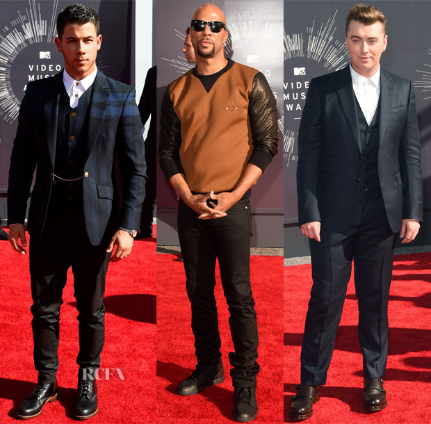 MTV Video Music Awards Menswear Roundup