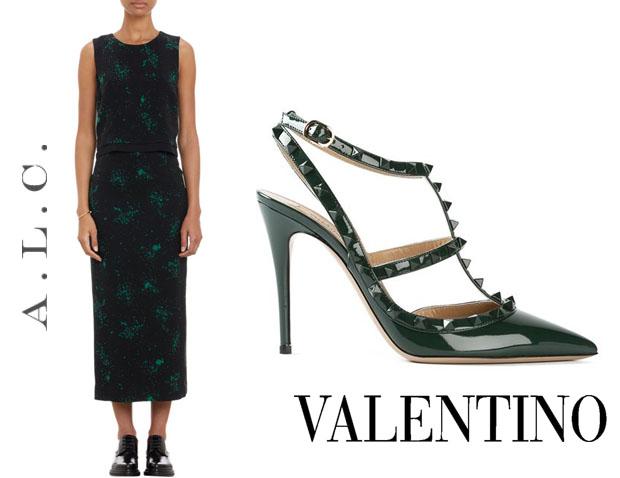 Megan Fox ALC & Valentino