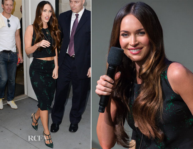 Megan Fox In ALC - 'Meet the Actor'