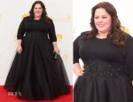 Melissa McCarthy In Marchesa - 2014 Emmy Awards