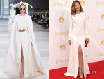 Michelle Monaghan In Giambattista Valli Couture – 2014 Emmy Awards