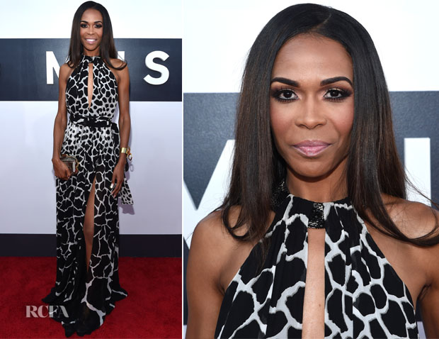 Michelle Williams In Roberto Cavalli - 2014 MTV Video Music Awards #VMA