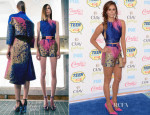 Nina Dobrev In Vionnet - 2014 Teen Choice Awards