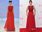 Odeya Rush In Georges Hobeika Couture - 'The Giver' New York Premiere