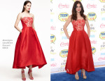 Odeya Rush In Monique Lhuillier - 2014 Teen Choice Awards