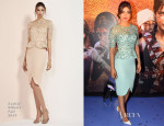 Priyanka Chopra In Rachel Gilbert - 'Mary Kom' Music Launch
