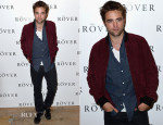 Robert Pattinson In Gucci - 'The Rover' Photocall & Screening