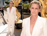 Robin Wright In Ralph Lauren - 2014 Emmy Awards