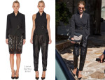 Rosie Huntington-Whiteley In Lover - Out In Sydney