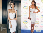 Shay Mitchell In Misha Collection - 2014 Teen Choice Awards