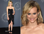 Taylor Schilling In Halston Heritage - 2014 MTV Video Music Awards #VMA