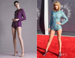Taylor Swift In Mary Katrantzou - 2014 MTV Video Music Awards #VMA