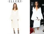 Tia Mowry-Hardrict's Ellery 'Mayfair' Dress