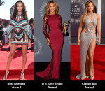 MTV Video Music Awards 2014 Fashion Critics' Roundup