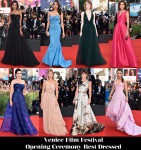 Who Was Your Best Dressed At The 2014 Venice Film Festival Opening Ceremony?