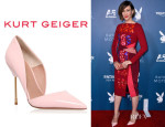 Vera Farmiga's Kurt Geiger London 'Bond' Pumps