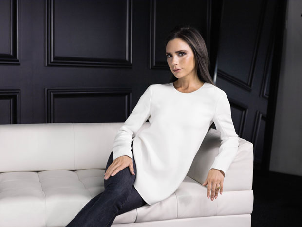 Victoria Beckham Head Shot