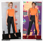 Who Wore Roksanda Better...Jena Malone or Mel B?