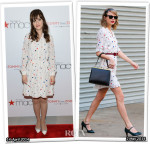Who Wore Zooey Deschanel for Tommy Hilfiger Better...Zooey Deschanel or Taylor Swift?