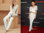 Zendaya Coleman In Naked Undies & Elisabetta Franchi - Trevor Jackson's Monster 18th Birthday Party