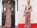 Hayden Panettiere In Lorna Sarbu - – 2014 Emmy Awards