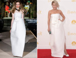 Julianne Hough In Dsquared² – 2014 Emmy Awards