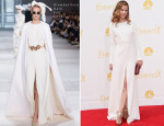 Michelle Monaghan In Giambattista Valli – 2014 Emmy Awards
