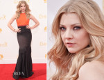 Natalie Dormer In J.Mendel – 2014 Emmy Awards