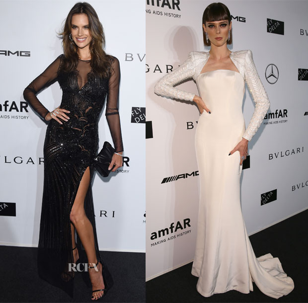 2014 amfAR Milano 2014 Red Carpet Roundup