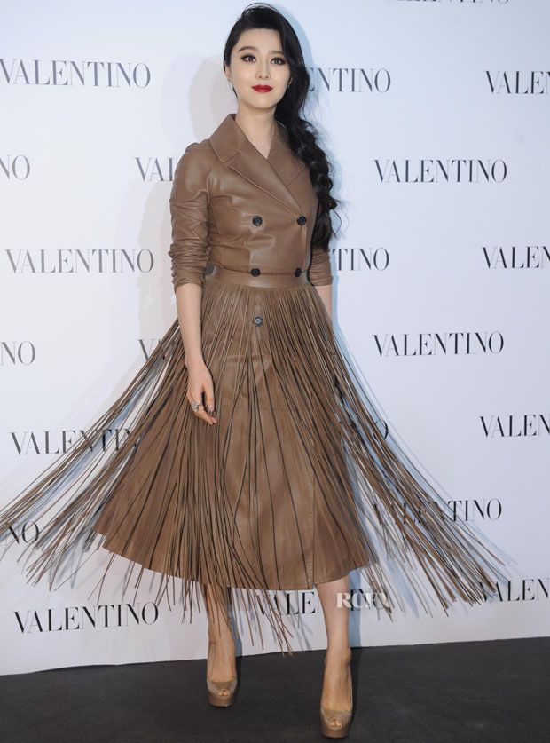 Valentino Opens New Store At Beijing Yintai Centre