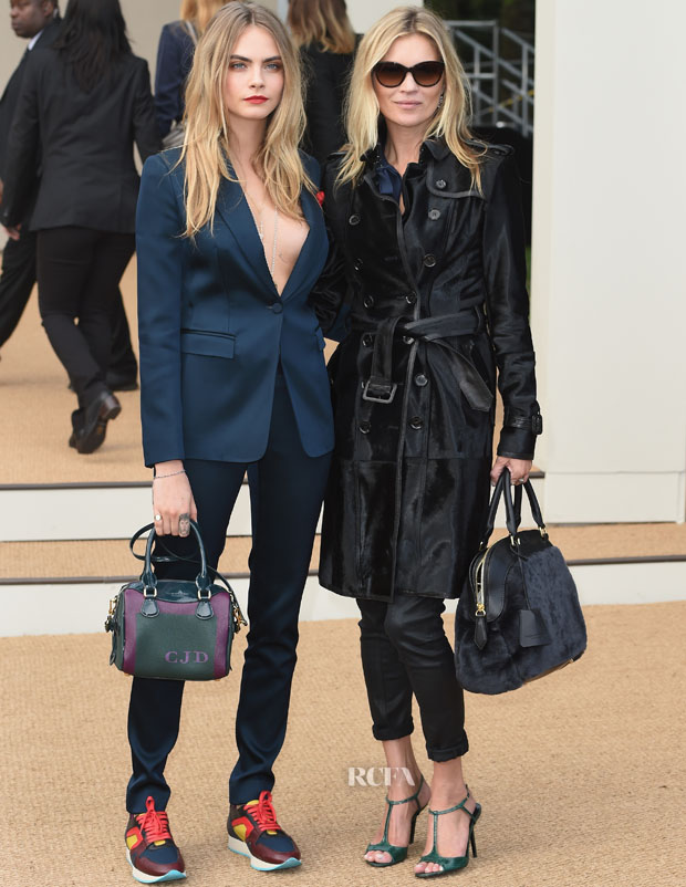 Burberry Womenswear SS15 - Arrivals