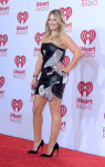 Hilary Duff in Anthony Vaccarello