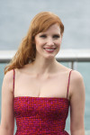 Jessica Chastain in Dsquared²