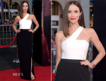 Abigail Spencer In Paule Ka - 'This Is Where I Leave You' LA Premiere