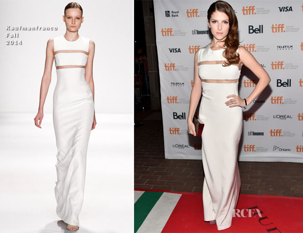Anna Kendrick In Kaufmanfranco - 'The Last Five Years' Toronto Film Festival