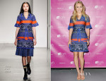 AnnaSophia Robb In Suno - '100 Nights of Music' Event