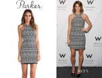Ashley Greene's Parker 'Mariah' Dress