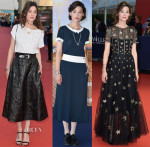 Astrid Berges-Frisbey In Chanel - Deauville American Film Festival