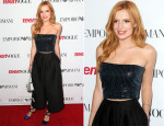 Bella Thorne In Vintage Giorgio Armani - 2014 Teen Vogue Young Hollywood Party