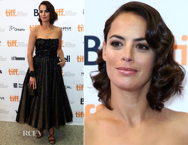Berenice Bejo In Elie Saab - 'The Search' Toronto Film Festival Premiere