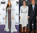 Best Dressed Of The Week - Sarah Jessica Parker In Mary Katrantzou & Emma Watson In Christian Dior