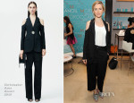 Brit Marling In Christoper Kane - Variety Studio At Holt Renfrew