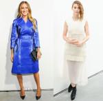 Calvin Klein Spring 2015 Front Row