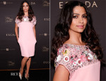 Camila Alves In Escada - 'Escada Meets Thilo Westermann' Collection Launch Event