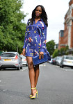 Catherine Kallon Mary Katrantzou Dress