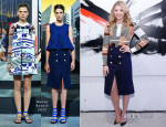 Chloe Grace Moretz In Kenzo - AOL's BUILD Speaker Series 'The Equalizer'