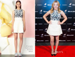 Chloe Grace Moretz In Proenza Schouler -  'The Equalizer' Atlanta Premiere